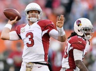 The Arizona Cardinals never doubted they could come back against the Cleveland Browns.