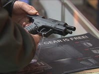 Should individuals on terrorist watch list be able to buy guns?