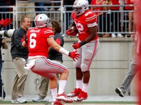 For the third straight game, the Ohio State defense turned a turnover into a touchdown.