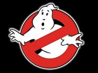"Artist and ""National Lampoon"" magazine illustrator Michael C. Gross created the iconic symbol for the 1984 film comedy, ""Ghostbusters."""