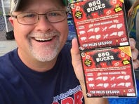 N.C. scratch-off lotto ticket smells like barbecue