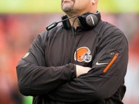 """Head coach Mike Pettine expects the Cleveland Browns to """"cut it loose"""" against the Seattle Seahawks."""