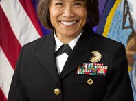 As the director of the Defense Health Agency, Vice Adm. Raquel Bono is tasked with designing and maintaining a health care system to service personnel from the Army, Navy and Air Force, including dependents.