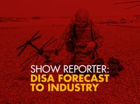 DISA Forecast to Industry Show Reporter