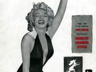 Cover of the first issue of Playboy Magazine from 1953.