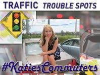 Traffic trouble spots