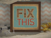 Watch Fix This at noon