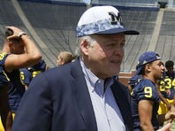 U-M interim A.D. Hackett expected to leave