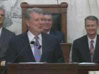 Gov. Butch Otter delivered his State of the State and Budget Address to Idaho lawmakers Monday afternoon.