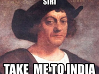 Columbus Day Memes