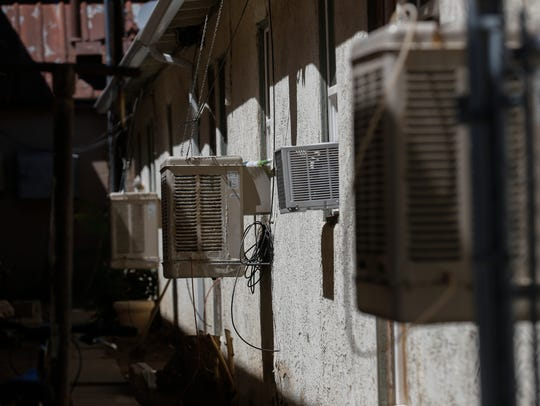 Public health officials say some air coolers, such as swamp coolers, have filters that will not block smoke particulate and can actually bring smoke into a structure.