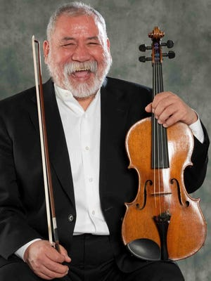 Carrizozo Music presents  Willy and Friends performing Baroque Trios at 7 p.m.Friday at Trinity United Methodist Church, Carrizozo.