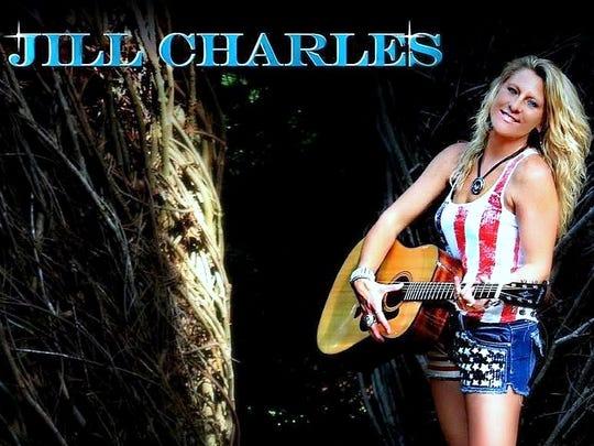 Country musician Jill Charles, an Elmira native, is
