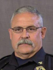 Bellevue Police Chief Mark Kaufman.