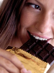 Dark chocolate has been shown to be a good source of
