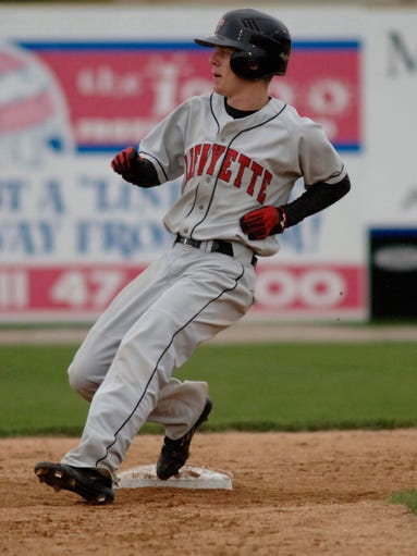 Lafayette Jeff at Central Catholic baseball