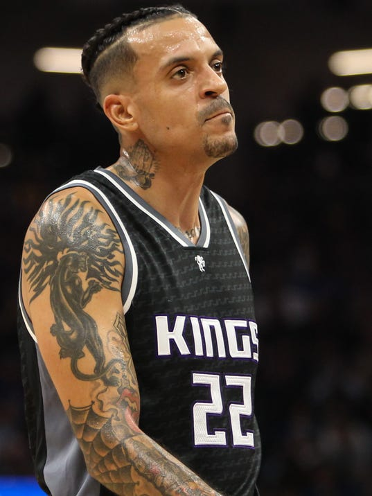 Kings' Matt Barnes sought by NYC police over alleged ...