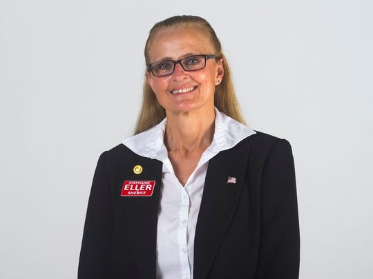 Stephanie Eller, candidate for Lee County Sheriff