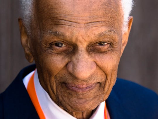 Dr. C.T. Vivian, 93, Atlanta, Georgia
