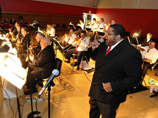 The Moonlighters will play the free Big Band Dance Saturday in the outdoor event shelter at Centennial Park.