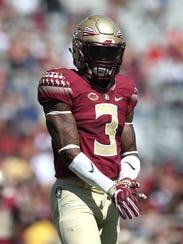Florida State junior safety Derwin James will look