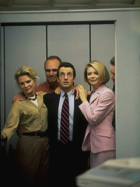 murphy brown cast members or most of them are returning to cbs. Black Bedroom Furniture Sets. Home Design Ideas