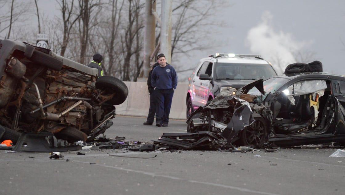 Clifton Car Crash