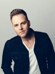 """Grammy nominee Matthew West, who sings """"Hello My Name"""