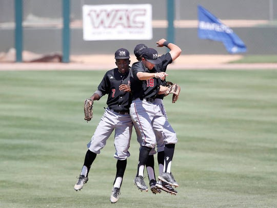 New Mexico State beat Bakersfield 11-6 in a WAC Tournament