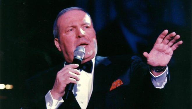 The late Frank Sinatra Jr.