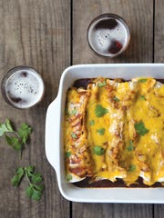 Homemade Mexican food meets a comforting casserole