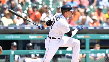 Tigers fall in bid to sweep Indians; JaCoby Jones injures hip