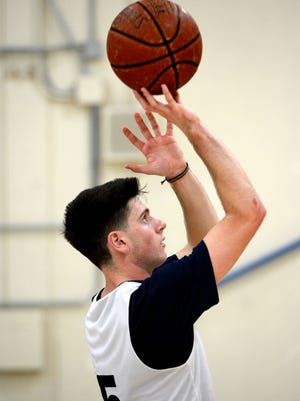 Brandon Adair is one of the key players for a Camarillo High team expected to contend for league and CIF titles.