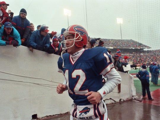 Jim Kelly is a Buffalo icon.