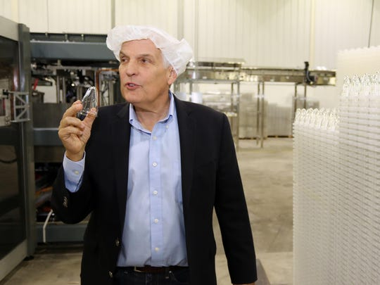 Invento President William Brandell talks about the