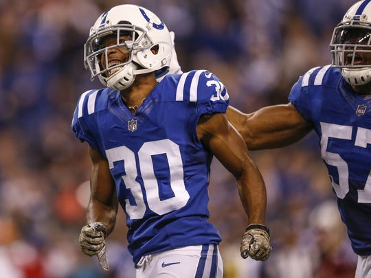 Colts cornerback Rashaan Melvin is reportedly headed to Oakland in free agency.