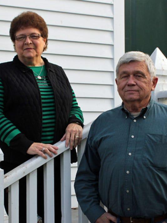 Anniversaries: Bill Inman & Sue Inman