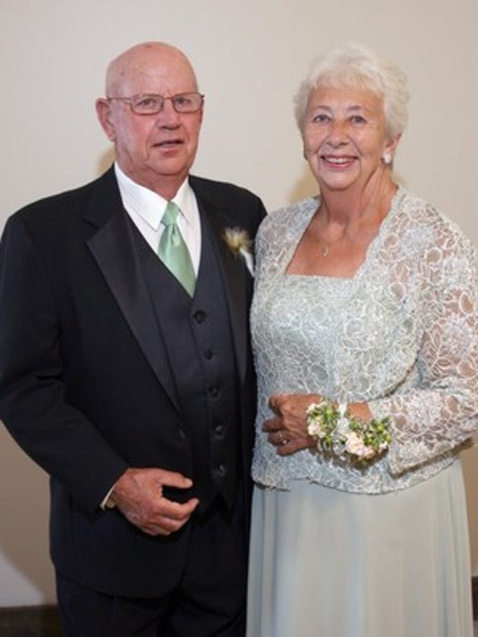 Anniversaries: Roger Smith & Patricia Smith