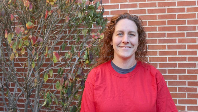 Tina DuBois is stepping down as the executive director of the North Liberty Community Pantry in May.