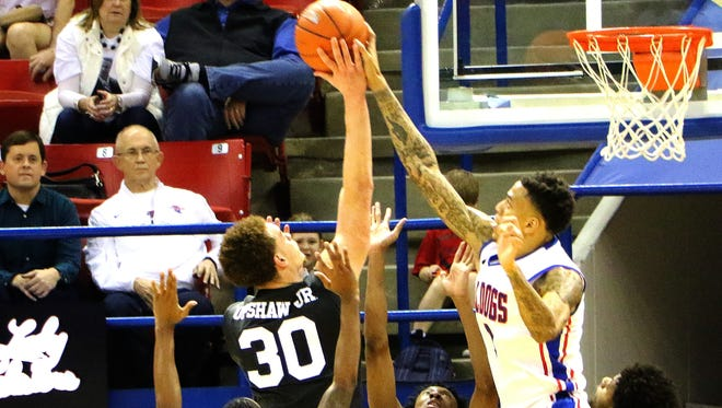 Louisiana Tech is one game behind Western Kentucky in the Conference USA standings through seven games.