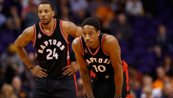 This year's Raptors are leading the basketbal resurgence across Canada.