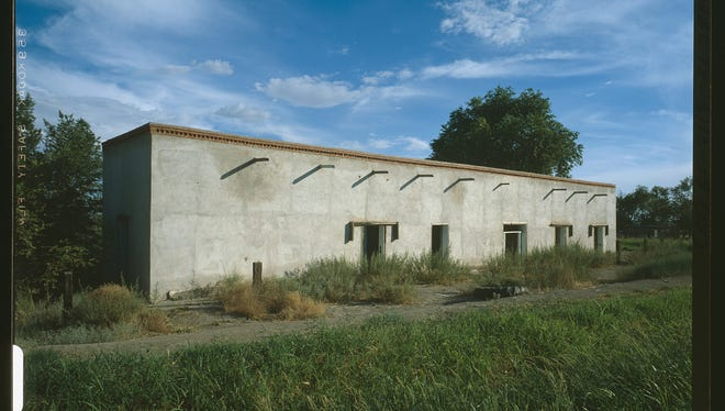 Casa Ronquillo in San Elizario will be restored. It is named after José Ygnacio Ronquillo, a Mexican army commander who is believed to have occupied it in about 1814 and throughout the Mexican War of Independence.