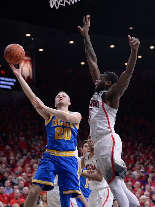 Bracketology: Pac-12 might have only 3 NCAA teams — all ...