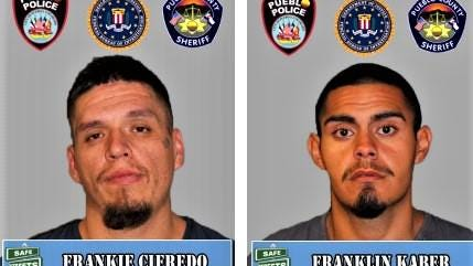 Information leading to the arrest of these two fugitives could be worth a cash reward.