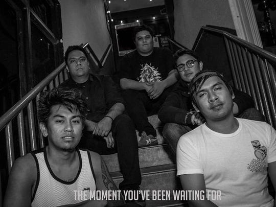 Catch The Moment You've Been Waiting For and five other acts at the 6th Anniversary Showcase set for June 18 at Club Icon.