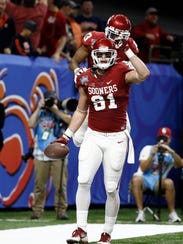 Mark Andrews caught 62 passes for 958 yards and eight touchdowns andwonthe John Mackey Award, given to the nation's top tight end.