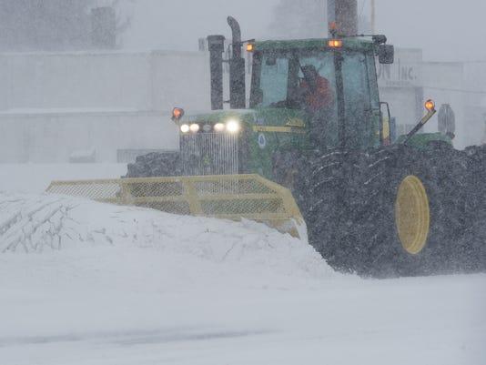 News: Winter Storm