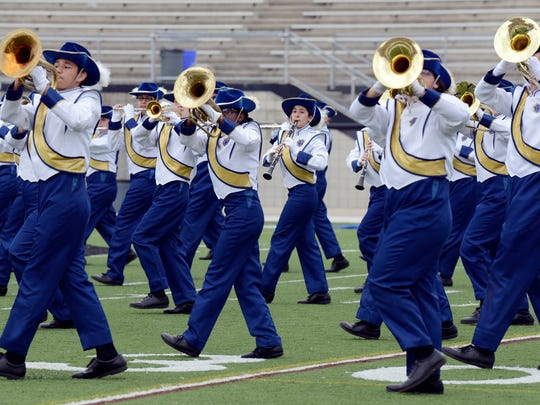 Titusville High trying to raise $100,000 for new band uniforms