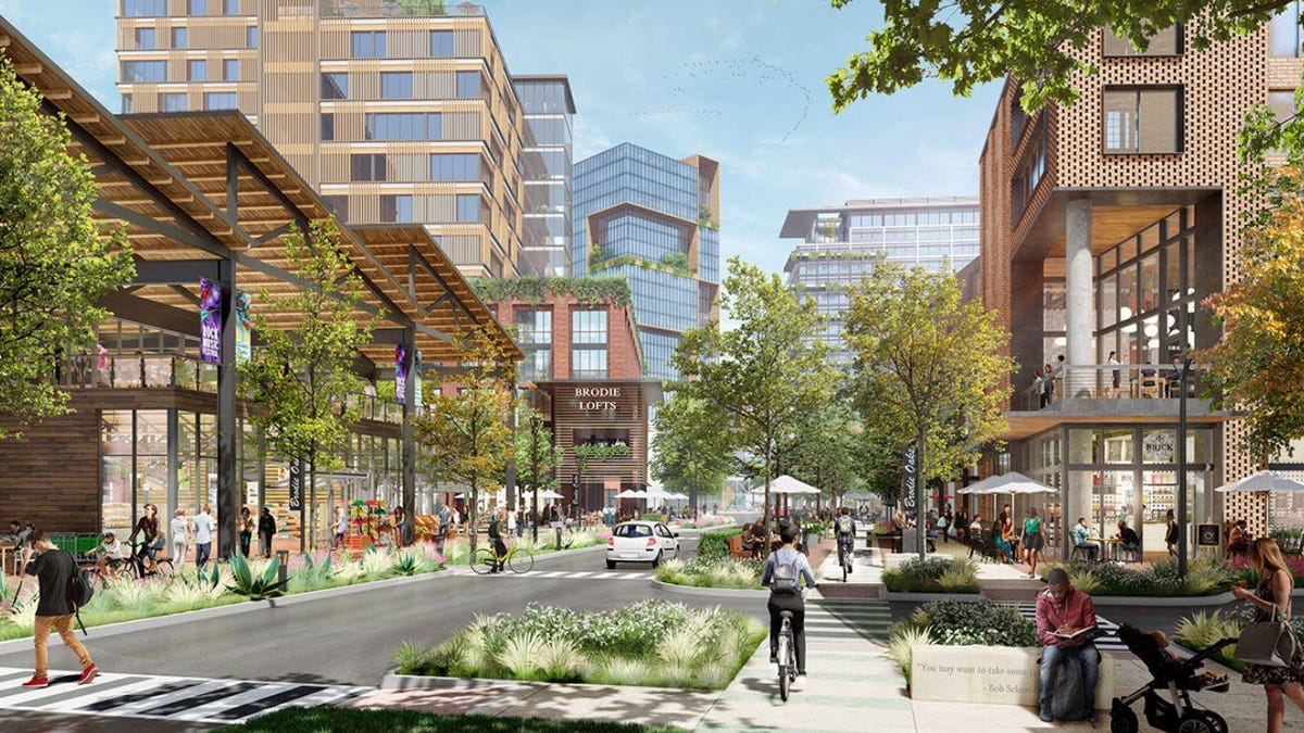 $1 billion project proposed for Brodie Oaks retail center near Barton Creek Greenbelt