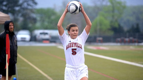 Asheville High senior Hannah Sirkin has committed to play college soccer for Centre (Ky.).